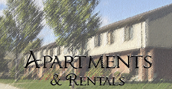apartments and rentals